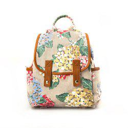 Backpack for Girls Waterproof Backpack for Women Floral Backpack Purse -