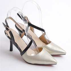 New High Heels Fashion Single Shoes -