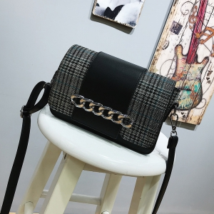 New Wave Wild Mini Messenger Small Square Bag Fashion Shoulder Bag -