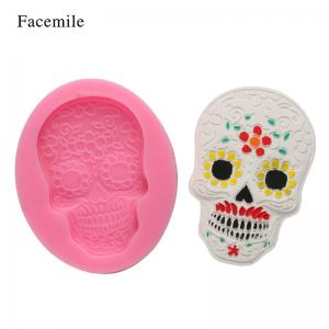 Halloween Silicone Cake Decoration Mold Dessert Chocolates Cake Decorating Tools Baking Tools Silicone Mold -