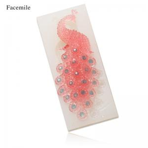 Sugarcraft Peacock Silicone Mold Fondant Mold Cake Decorating Tools Chocolate Gumpaste Mold -