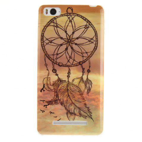 Shops Dreamcatcher Soft Clear IMD TPU Phone Casing Mobile Smartphone Cover Shell Case for Xiaomi Mi4c 4i