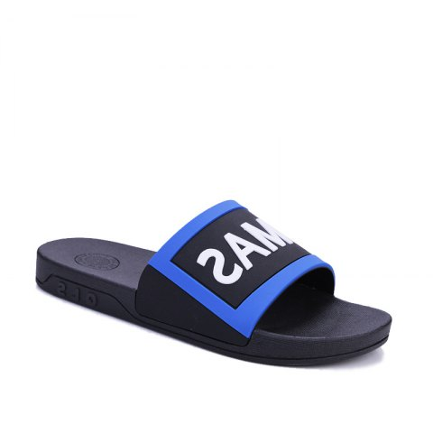 Fashion Men's Home Comfort and Anti-skid Slippers