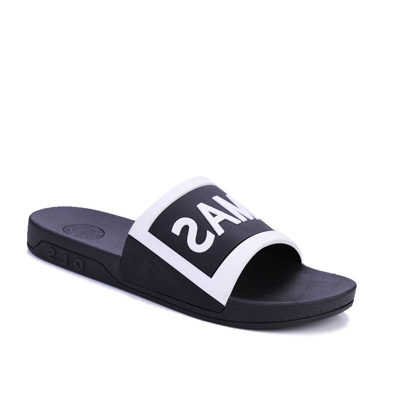 Online Men's Home Comfort and Anti-skid Slippers