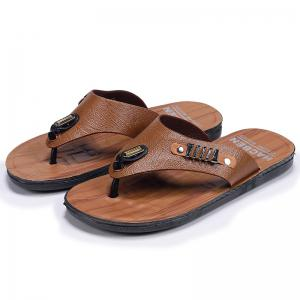 Men's Fashion Minimalist Beach Slippers -