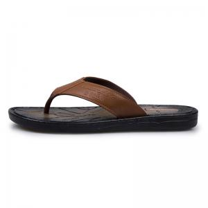 Men's Soft And Comfortable Outdoor Slippers -