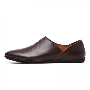 Hot Style Business Casual Driving Leather Shoes -