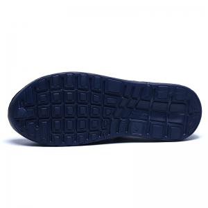 Male Hollow out Breathable Casual Beach Slippers -