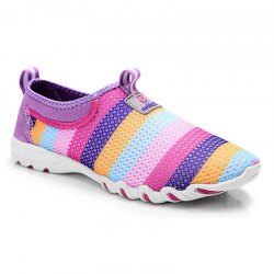 The Net Breathes Seven Colorful Women's Shoes -