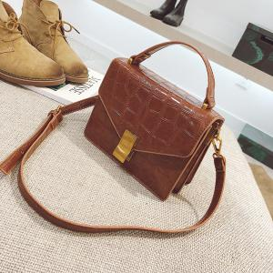 Simple Chic All Match Crossbody Bag for Women -