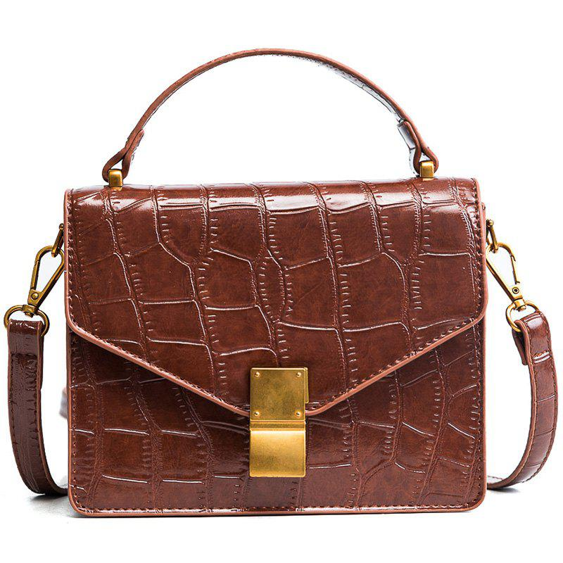 Affordable Simple Chic All Match Crossbody Bag for Women