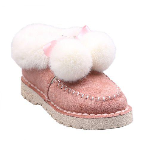 New New Autumn and Winter Warm Velvet Plush Women Shoes