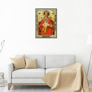 Naiyue 9693 Religious Print Draw Diamond Drawing -