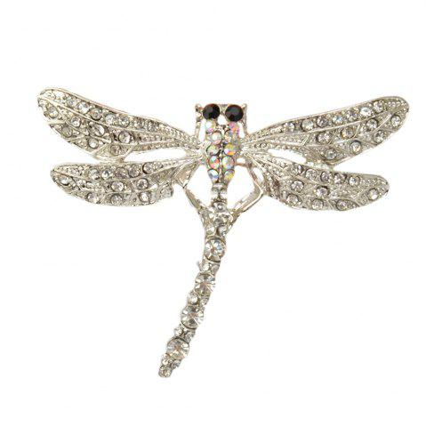 Affordable Dragonfly Brooch Pin Enamel Crystal Lovely Jewelry For Women Gift Brooches