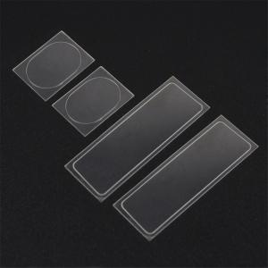 2pcs Lens Film + 2pcs Drone Body Screen Film Flexible Fiberglass Protective Film Set for DJI SPARK -