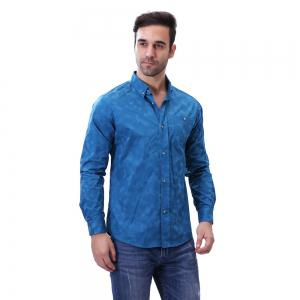 Dark Plaid Shirt for Men -