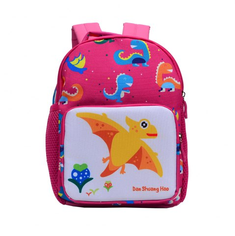 Outfits 820 Children Oxford Cloth Lost Cartoon Cute Backpack