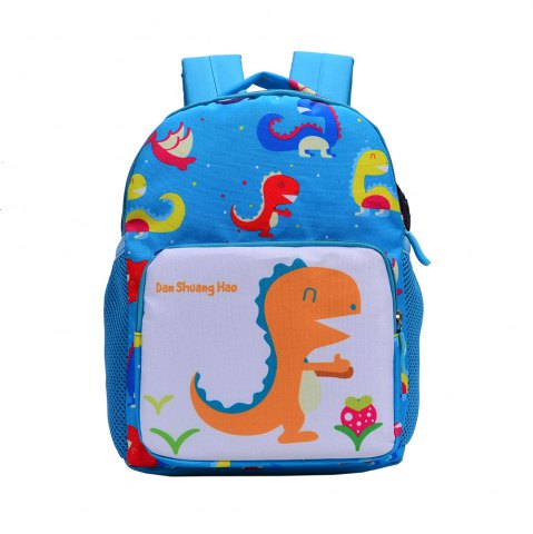 Discount 820 Children Oxford Cloth Lost Cartoon Cute Backpack