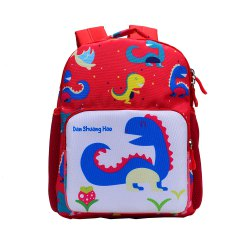 820 Children Oxford Cloth Lost Cartoon Cute Backpack -