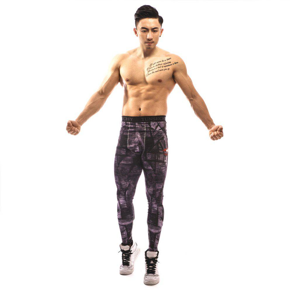 Affordable Fashion Men's Trousers 3D Printing