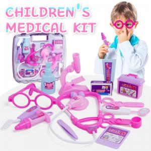 7735B Children Emulation Box Play Doctors Medicine Toys -