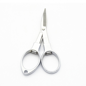 Alloy Travel Folding Nail Scissors 9 x 5CM -