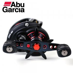 Abu Garcia REVO SX 04 Affordable High Speed 9+1 Ball Bearing Carbon Fiber Drag Left Hand Baitcast Fishing Reel -