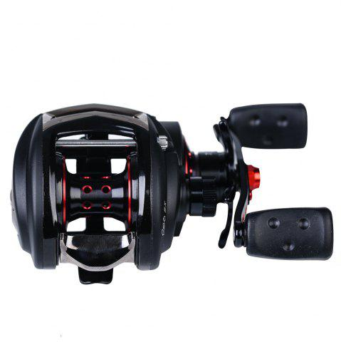 Discount Abu Garcia REVO SX Series High Speed 9+1 Ball Bearing Carbon Fiber Drag Left Hand Baitcasting Fishing Reel