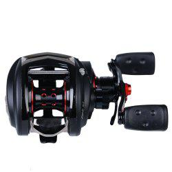Abu Garcia REVO SX Series High Speed 9+1 Ball Bearing Carbon Fiber Drag Left Hand Baitcasting Fishing Reel -
