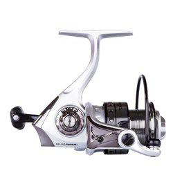 Abu Garcia SILVER MAX 3000 High Quality 3000 5+1 Ball Bearing Gear Ratio 5.1:1 Freshwater Spinning Fishing Reel -