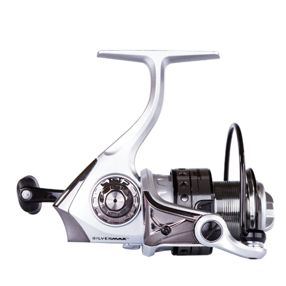 Sale Abu Garcia SILVER MAX 3000 High Quality 3000 5+1 Ball Bearing Gear Ratio 5.1:1 Freshwater Spinning Fishing Reel