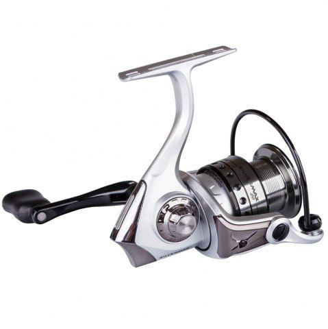Shops Abu Garcia SILVER MAX 4000 5+1 Ball Bearing 14lb Carbon Fiber Max Drag Gear Ratio 5.5:1 Spinning Fishing Reel
