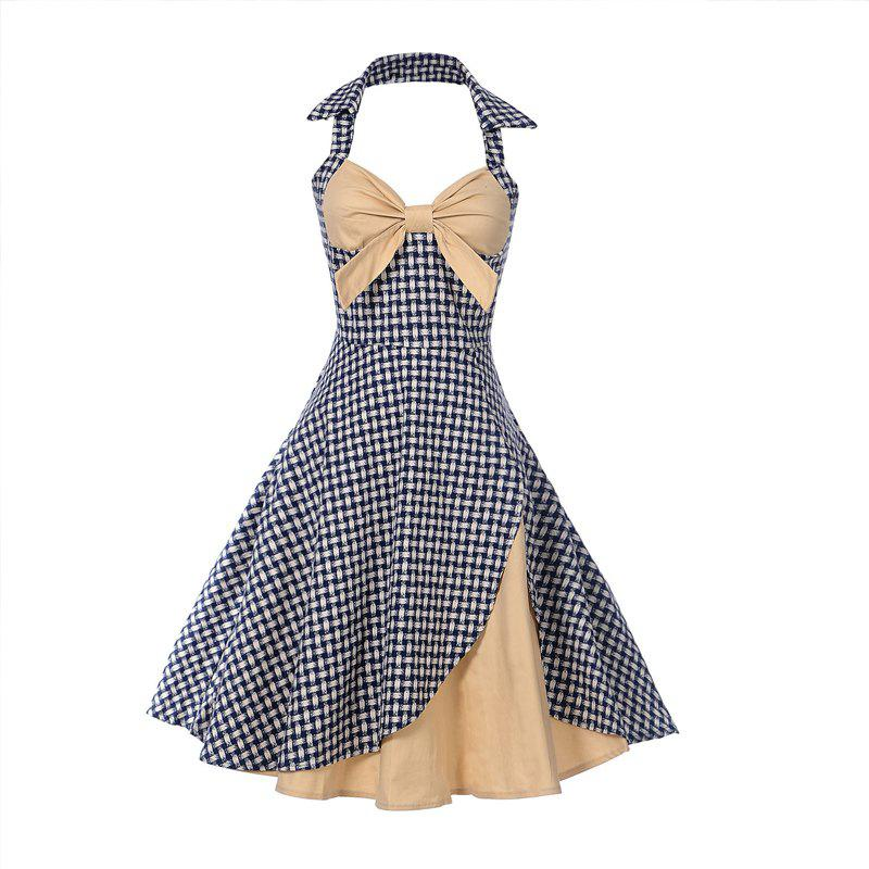 Fancy 2018 New Vintage Retro Dress