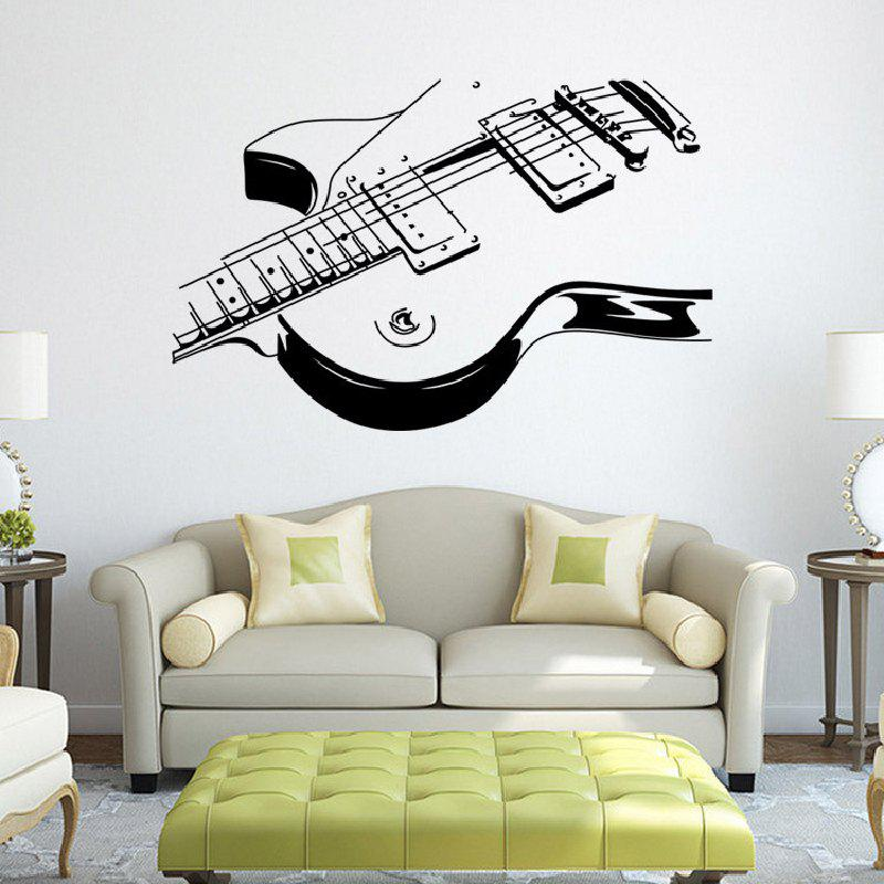 Most Popular Guitar Wall Painting Ideas Creative Perfect Design