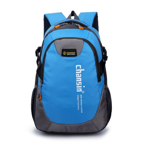 Outfit Men Women Casual Travel Package Student Book Backpack