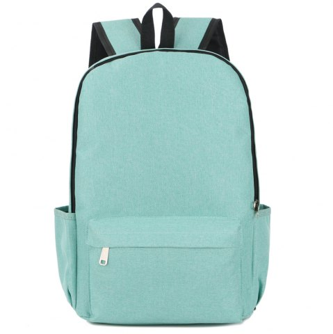 Buy FLAMEHORSE Cross-Border New Backpack College Wind Backpack Simple Laptop Bag