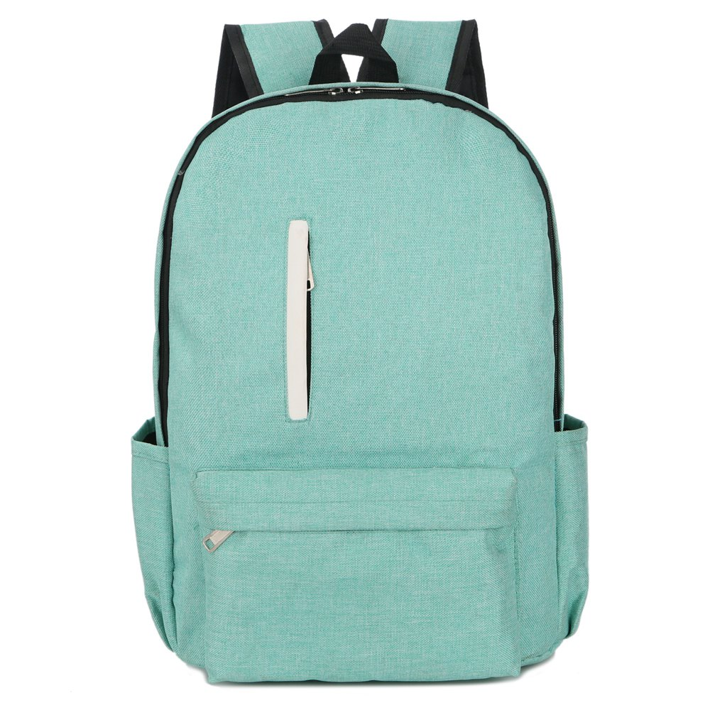 Chic FLAMEHORSE Cross-Border New Backpack College Wind Backpack Simple Laptop Bag
