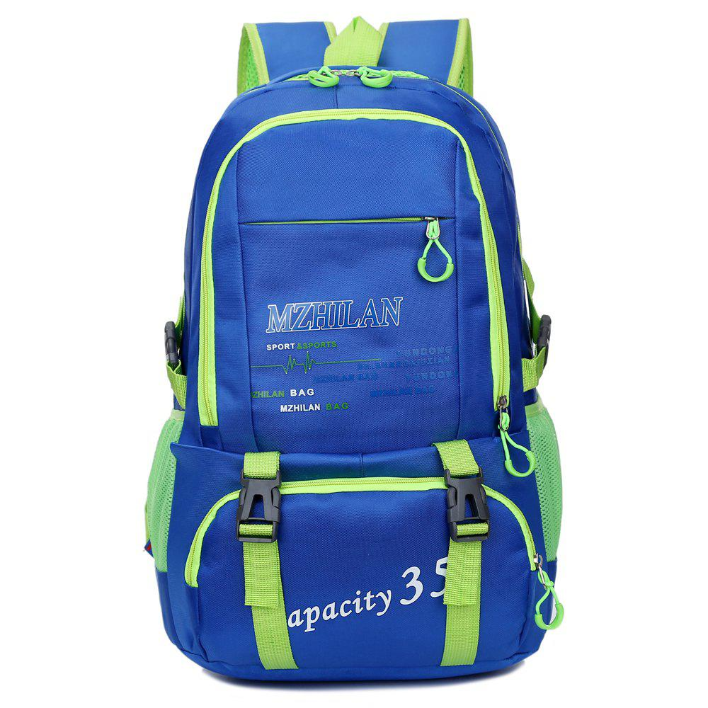 Outfit Men women Outdoor Mountaineering Travel Backpack Largecapacity Casual Sports Student Bag