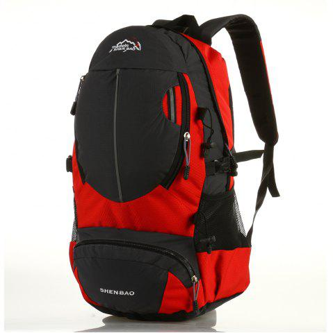 Trendy Outdoor Sports Travel Backpack Highcapacity Student Bag