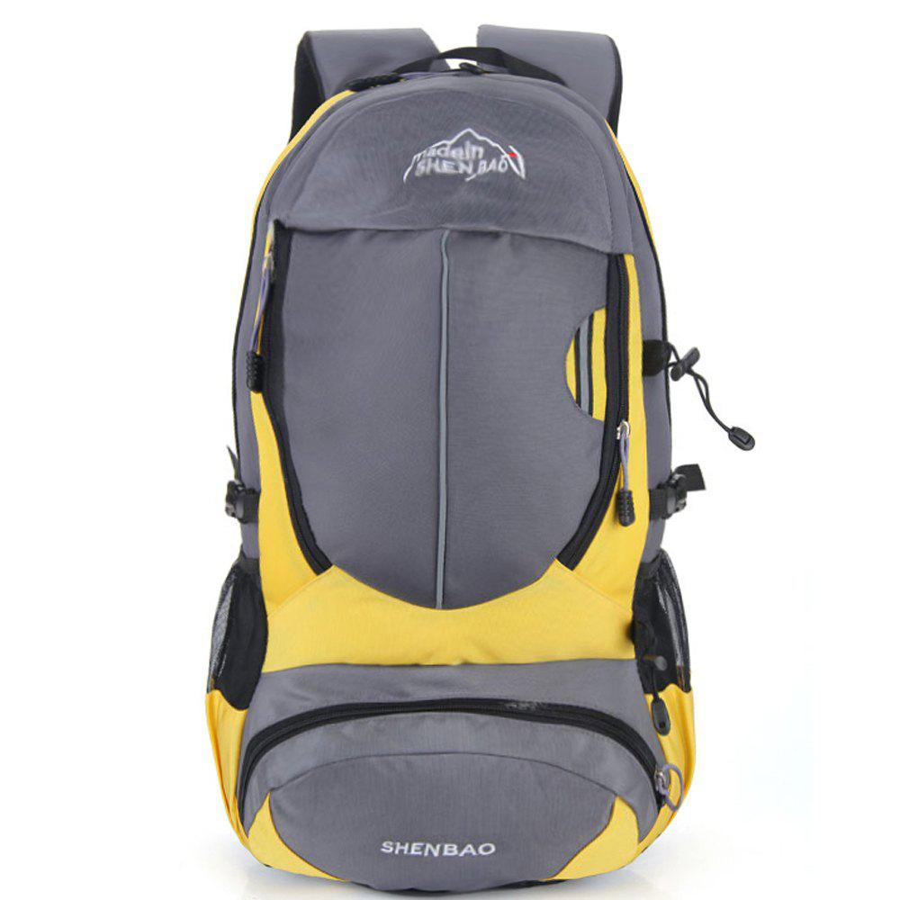 Fancy Outdoor Sports Travel Backpack Highcapacity Student Bag