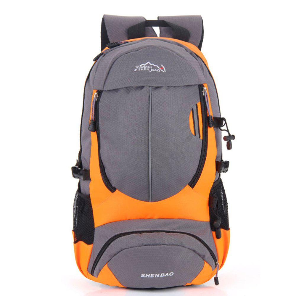 Discount Outdoor Sports Travel Backpack Highcapacity Student Bag