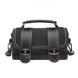 Nouveau Matte Pillow Bag Casual Messenger Bag -