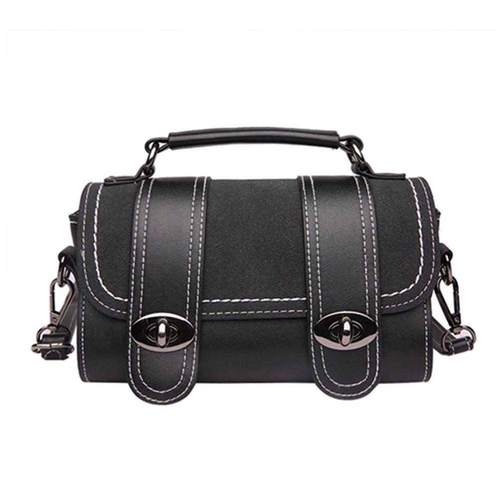 Nouveau Matte Pillow Bag Casual Messenger Bag