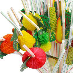 50PCS BAR Party Decoration Disposable Pipette -