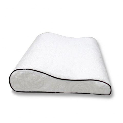 Best Healthy Silicone Sleep High Resilience Breathable Washable Pillows Children Pillows