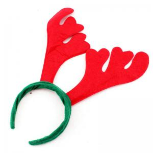 Christmas decorations with Christmas decorations with antler buckles -