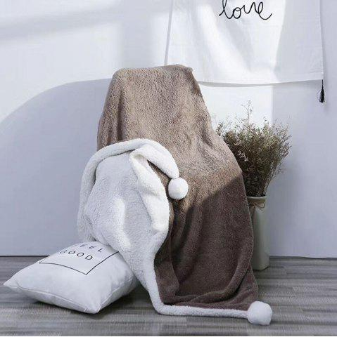 Shops The Four-Horned Rabbit Hair Ball Decorated With Super Soft Lamb Blanket