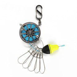 Ilure Fresh Water 60 Raft Fly Portable Fish Lock -