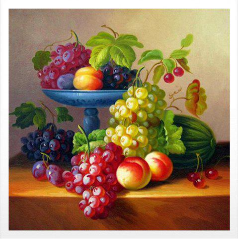 Naiyue 9620 dessin d'impression de fruits tirage au diamant