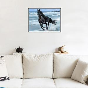 Naiyue 9666 Horses Print Draw Diamond Drawing -